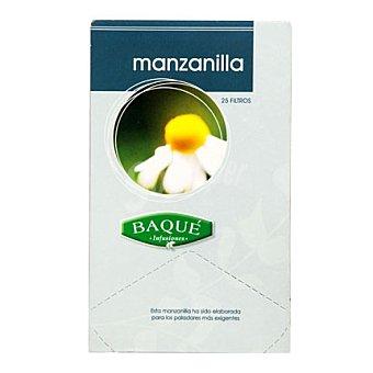 Baqué Manzanilla 25 ud