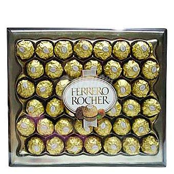 Ferrero Rocher Bombones de chocolate con leche y avellana 525 g