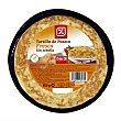 Tortilla refrigerada sin cebolla Envase 500 gr DIA