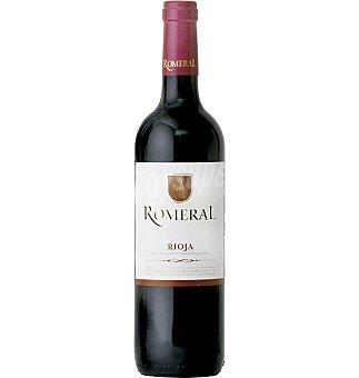 Romeral Vino de rioja tinto 75 CL