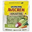Caldo 100% natural verdura 10 past 100 g Avecrem Gallina Blanca