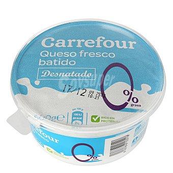 Carrefour Queso fresco batido 0% m 500 g