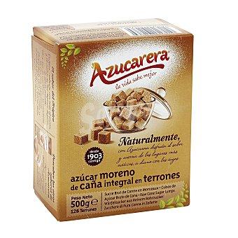 Azucarera Azúcar Moreno en terrones 126 Unidades (500 g)