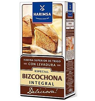 Harimsa Harina Bizcochona de trigo integral Estuche 500 g
