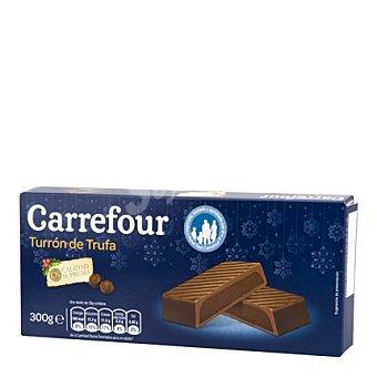 Carrefour Turrón de trufa 300 g