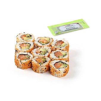 Spicy roll de salmón Sushi Daily 9 Pzas
