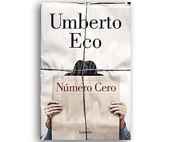 Lumen Umberto eco Número cero  1 unidad