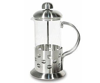 IMF Cafetera, tetera con émbolo para infusiones o café, de vidrio y acero inoxidable, 35 centilitros 1 Unidad