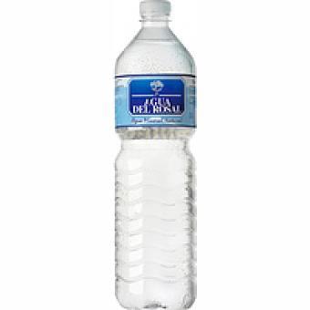 Agua Del Rosal Agua mineral natural Botella 1,5 litros