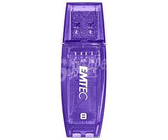 Emtec color Memoria USB 8GB C410, Usb 2.0