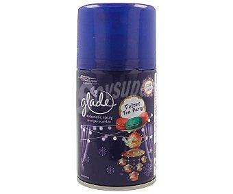 Glade Brise Recambio automático con dulce aroma a clementina y ciruela 1 unidad