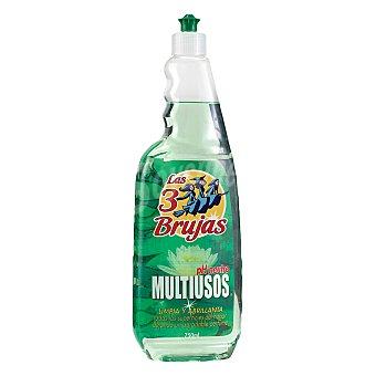 LAS 3 BRUJAS Limpiador multiusos ecológico recambio 750 ml
