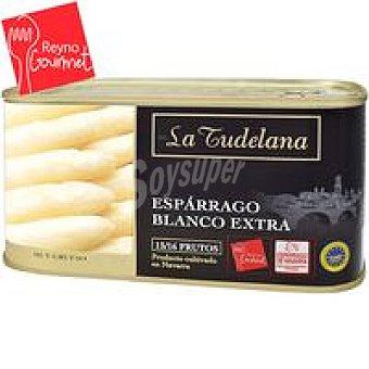 La Tudelana Espárrago blanco 13/16 piezas D.O Lata 500 g