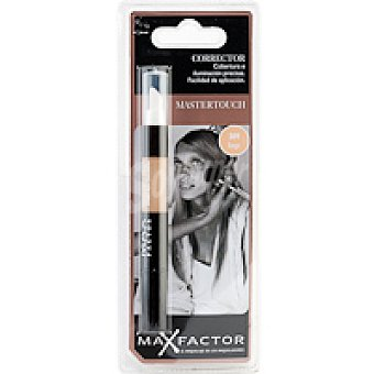 Max Factor Mastertouch 309 Pack 1 unid