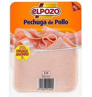 ElPozo Pechuga de pollo 250 GRS