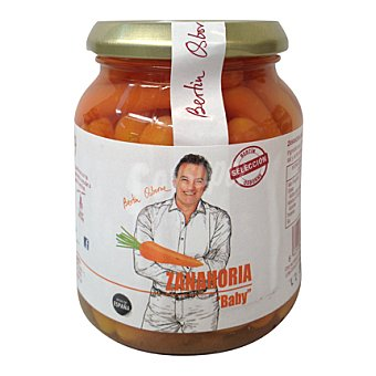 Bertín Osborne Selección Zanahoria Baby en frasco 220 g
