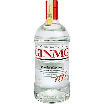 Mg Ginebra nacional Botella 1 l