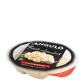Angulo Queso a la pimienta en lonchas finas 100 g