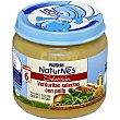 Naturnes selección verduritas selectas con pollo tarrito  190 gr Nestlé