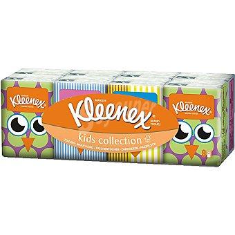 Kleenex Pañuelos kids 8 ud