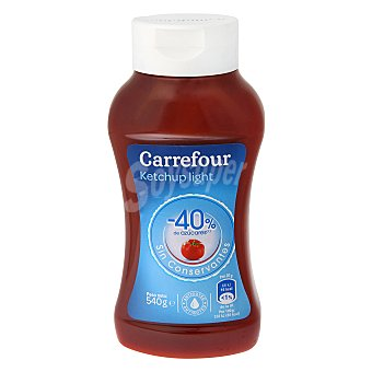 Carrefour Ketchup light 540 g
