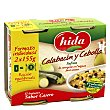 Zarangollo (calabacin y cebolla) Pack de 2x155 g Hida