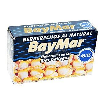 Baymar Berberechos al natural 110 g