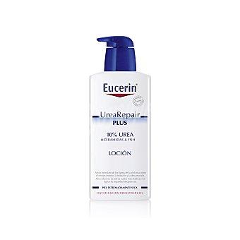 Eucerin Loción completa reparadora , piel seca 400 Mililitros