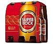 Cerveza Portuguesa rubia 6 x 25 cl Superbock