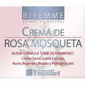 BIOFEMME Crema Rosa Mosqueta Bote 50 ml