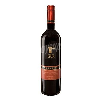 Castillo de Liria Vino tinto D.O valencia crianza 75 cl