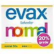 Salvaslip cottonlike normal Caja 44 u Evax