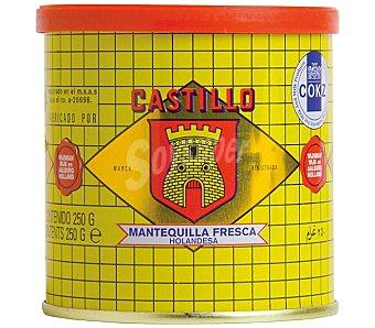 Castillo Lata de mantequilla con sal 250 g