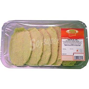 Camporal Libritos rellenos de jamón y queso Bandeja 350 g