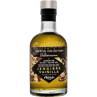 Valderrama Condimento de aceite con jengibre y vainilla botella 200 ml botella 200 ml
