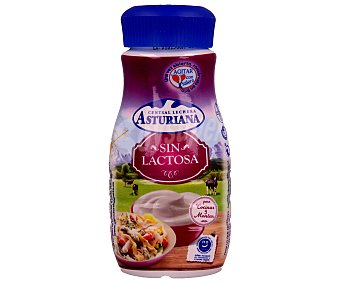 Central Lechera Asturiana Nata para montar sin lactosa 35% Materia Grasa Bote 200 ml
