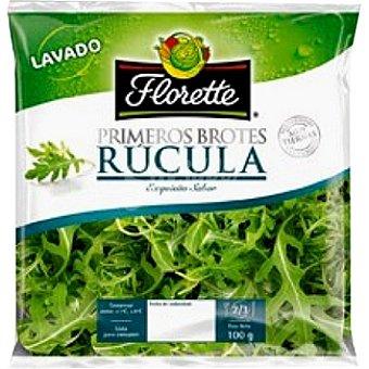 FLORETTE ensalada primeros brotes rúcula bolsa 100 g