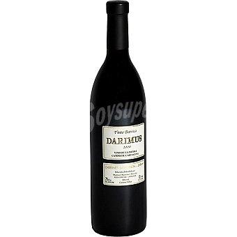 DARIMUS Vino tinto barrica de Murcia Botella 75 cl