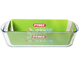 PYREX Molde rectangular de vidrio borosilicato, 30x8 Centímetros 1 Unidad