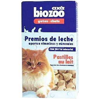 BIOZOO AXIS Premios de leche para gatos Paquete 125 g