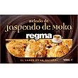 Helado jaspeado de moka sin gluten Tarrina 500 ml Regma