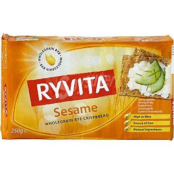 Ryvita Biscotes de pan de centeno integrales paquete 250 g Paquete 250 g