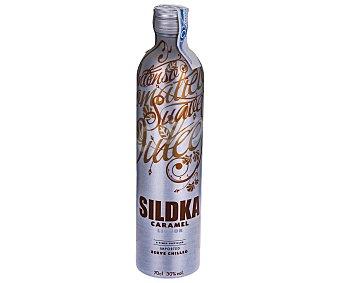 Sildka Bebida espirituosa de vodka con un toque de caramelo y notas de almendra Botella de 70 cl