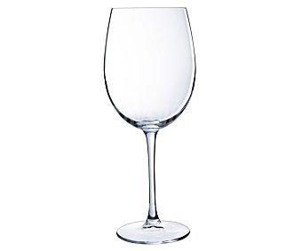ARC Copa para vino fabricada en vidrio transparente modelo Tulipa, 0,58 litros de capacidad 35Cl 1u