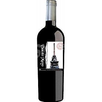 Dos de Mayo Vino tinto crianza de Madrid Botella 75 cl
