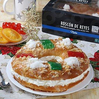 Carrefour Roscón de nata pequeño 450 g