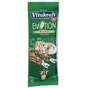 Emotion Vitakraft Barritas premium para hámsteres Envase 2 unidades
