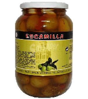 Escamilla Aceituna pico limon aliño 510 g