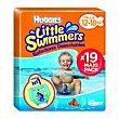 Pañal bañador T-5 12-18kg 19 unidades Little Swimmers Huggies