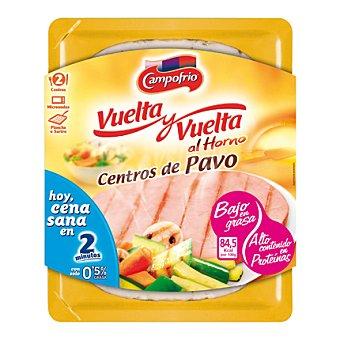 Campofrío - Vuelta y Vuelta Centros de pavo al horno 210 g